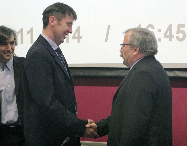 Volba starosty v Třebíči