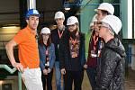 Jaderná maturita v Jaderné elektrárně Dukovany.
