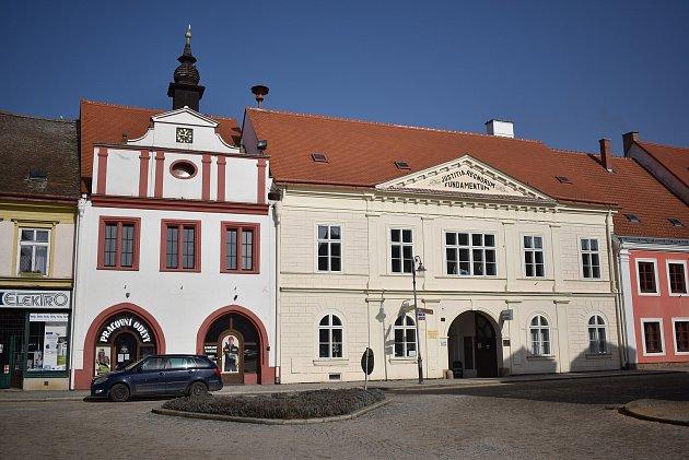 Historické centrum Jemnice
