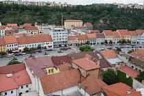 Okresní města na Vysočině