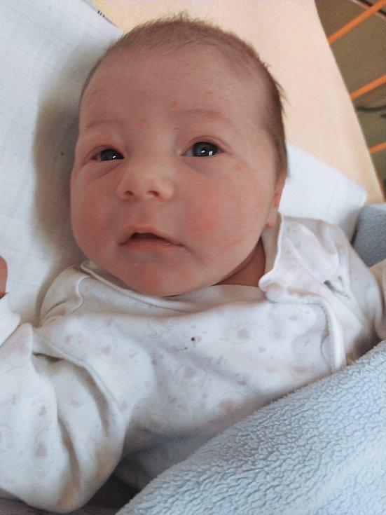 Edita Fagulová, 30.4.2021, Dolní Cerekev, 3600 g, 51cm