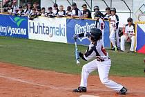 Třebíčský areál Na Hvězdě hostil historicky největší ME do 12 let v baseballu.