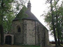 Kostel sv. Víta v Jemnici.