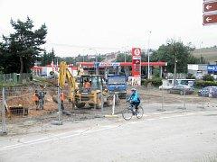 Oprava průtahu Náměští nad Oslavou je největší stavební akcí ve městě za posledních dvacet let.