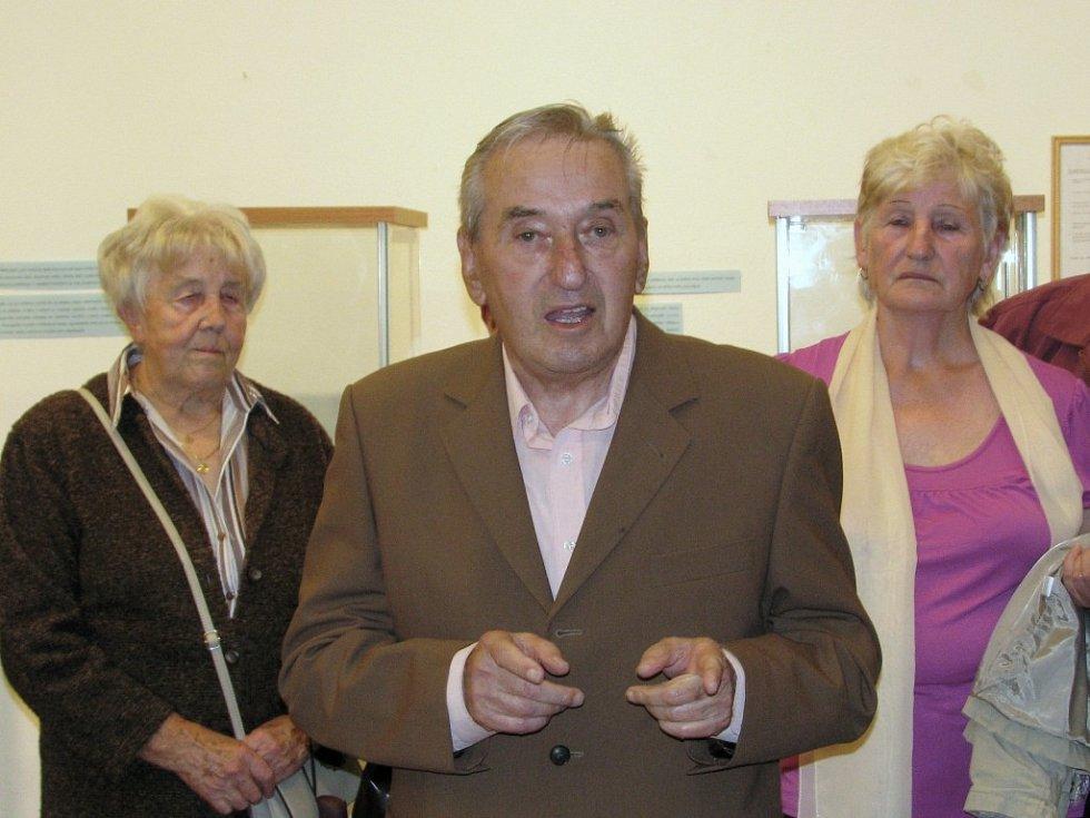 Příběh rodiny Poskočilových si mohou lidé přečíst na výstavě Zmizelí sousedé.