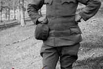 Výstava S fotoaparátem na bojištích Velké války.