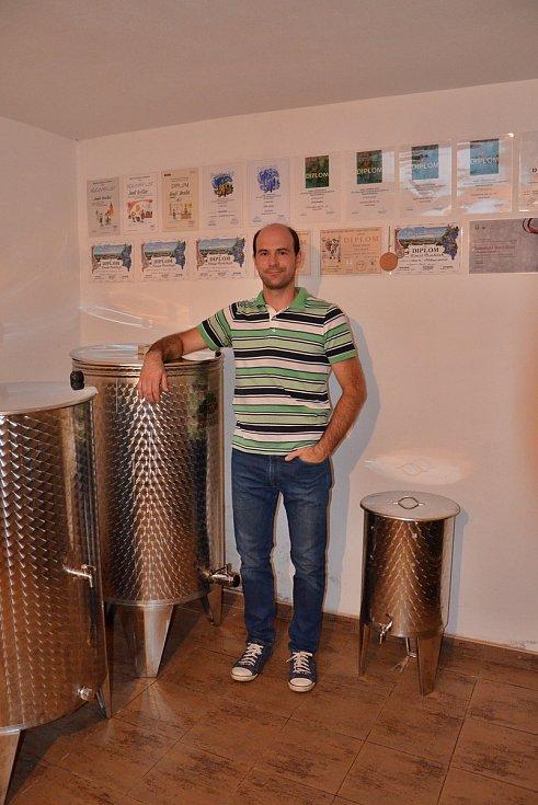Medovina Tomáše Vorlíčka získala stříbrnou medaili na nejprestižnější soutěži vín v USA.