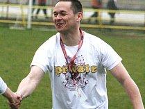 Trenér Petr Vašíček po šesti letech znovu usedne na lavičku Třebíče.