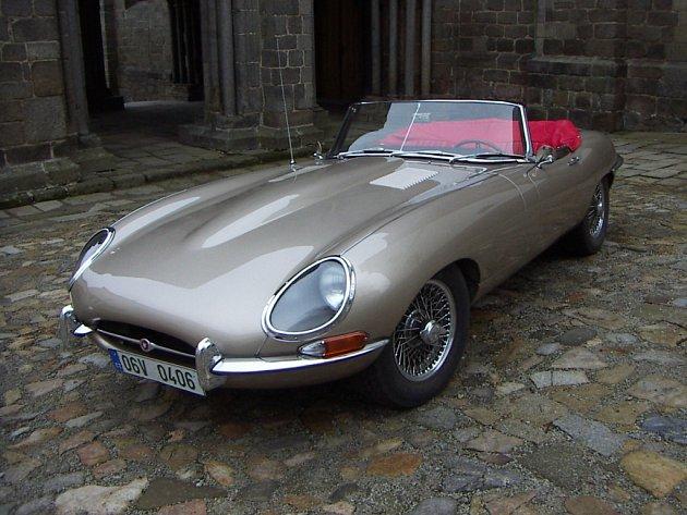 Jaguar TYPE E Cabriolet 1966.