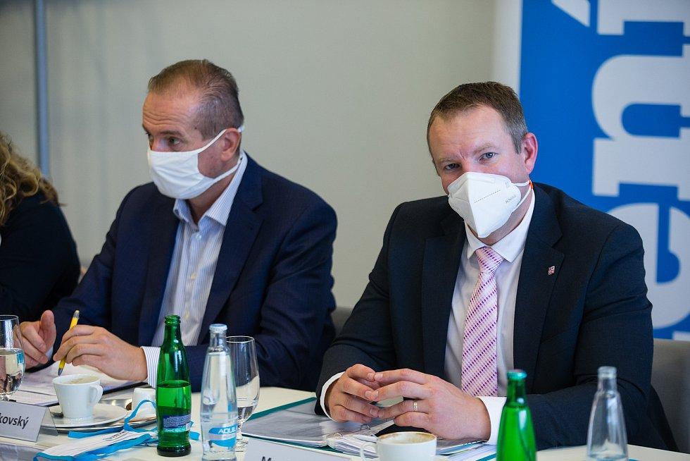 Předvolební debata Deníku Vysočina.