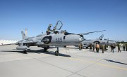 Polské letouny Su-22M3 přiletěly 23. srpna na letiště v Náměšti nad Oslavou. V ČR se zapojí do mezinárodního leteckého cvičení Ample Strike 2017.