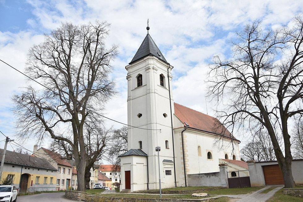 Kostel sv. Vavřince v Hrotovicích