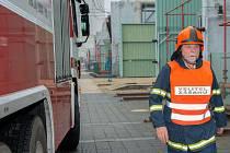 V Jaderné elektrárně Dukovany budou hasiči při pátečním bezpečnostním cvičení poprvé ve velkém rozsahu prověřovat fungování nouzové komunikační techniky.