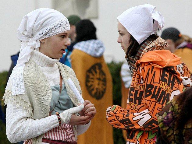 Sedmý ročník Dějepravného soutěžení zavítal do období třicetileté války.