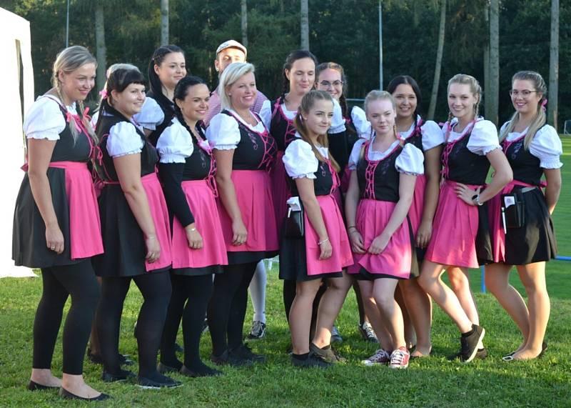 Oktoberfest Hartvíkovice
