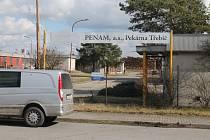 Pekárna PENAM v třebíčské Rafaelově ulici, která spadá pod holding Agrofert, ukončila v lednu výrobu.