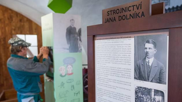 Od loňského podzimu funguje v Hrotovicích nové Muzeum Hrotovicka.