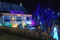 Vánoční pozdrav z Mohelna