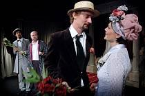 Divadlo Palace Theatre Praha přiváží do třebíčského divadla Pasáž komedii francouzského autora Eugéna Labiche Nejšťastnější ze tří.