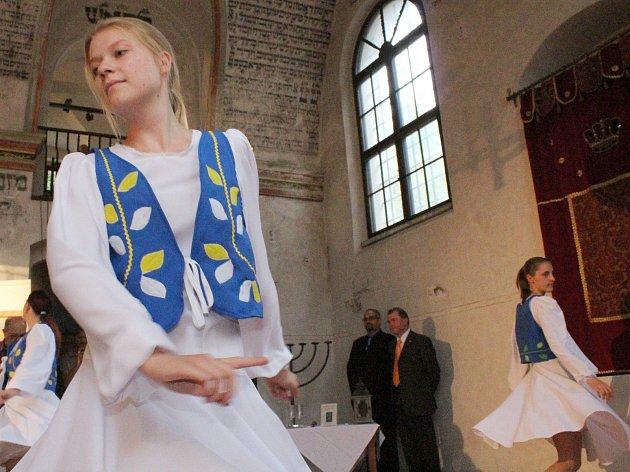 Festival židovské kultury Šamajim začal v Třebíči.
