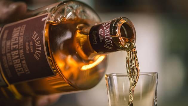 Třebíčská whisky získala zlatou medaili. Předběhla skotské palírny