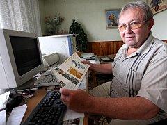 Pavel Navrkal připravuje novou publikaci. Tentokrát se vrací do čtvrti Nové Dvory a do ulice zvané Kočičina.