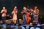 Finská skupina Frigg zahájila Folkové prázdniny v Náměšti nad Oslavou.