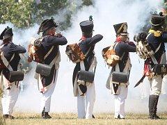 Vojáci v dobových uniformách nebudou v Jaroměřicích nad Rokytnou chybět. Vydají se mimo jiné na pochod do Moravských Budějovic, kde je pohřbený Napoleonův generál Jean Boudet.