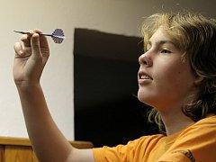 Nadcházející dny volna odstartovaly v Domě dětí a mládeže Radost v Náměšti nad Oslavou turnajem v šipkách.