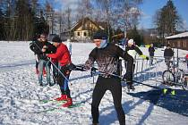 Každý závod v letošním a pro Spartak vítězném Českém poháru v zimním triatlonu měl svá specifika.