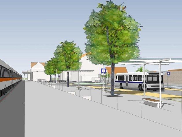 Vlakové nádraží v Třebíči dostane zcela novu tvář. Jako první přijde na řadu výstavba nového autobusového terminálu a návazných parkovišť. Prostor se promění od křižovatky pod viaduktem až po křižovatku u nemocnice.