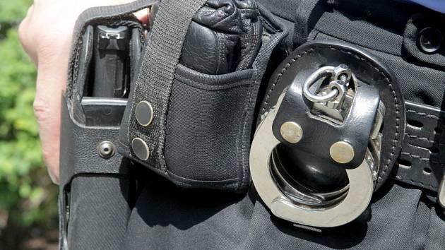 Policie dopadla v Budějovicích muže, který napadl hokejistu Melenovského