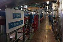 Čtvrtý blok Jaderné elektrárny Dukovany je v provozu.