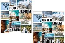 Kniha s názvem Pod jedním nebem je k mání v třebíčském Muzeu Vysočiny.