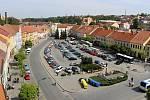 Karlovo náměstí v Třebíči