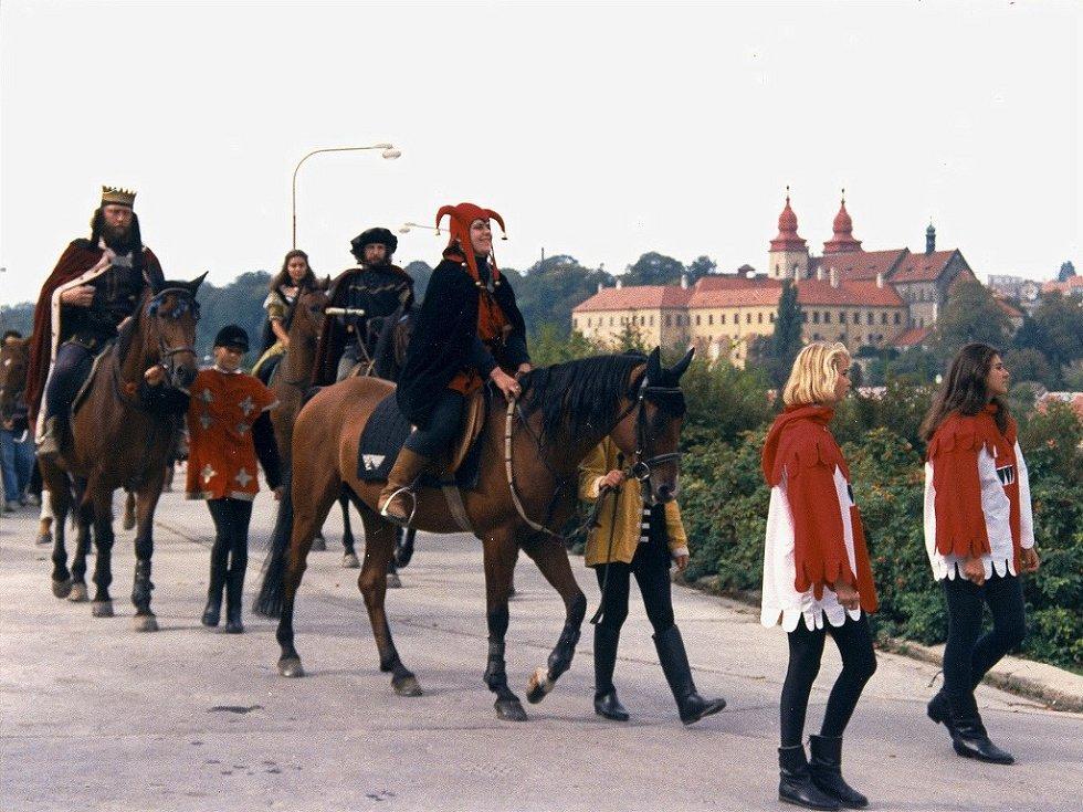 Největší událostí byly pro Třebíč v roce 1995 oslavy 660. výročí povýšení práv města. Nechyběl historický průvod ani celá řada dalších kulturních a společenských akcí.