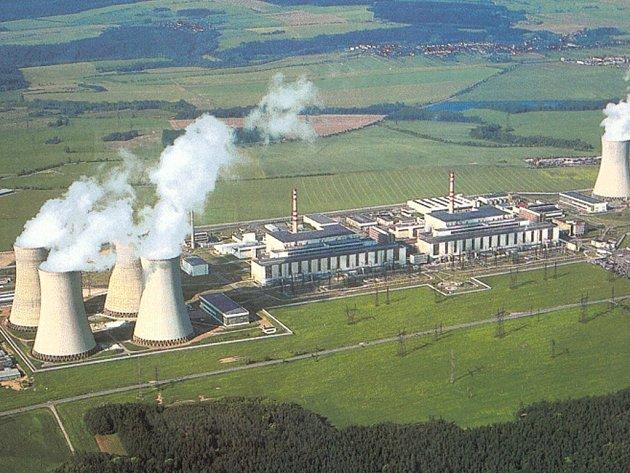 Společnost ČEZ Obnovitelné zdroje zatím nebude stavět park větrných elektráren v okolí dukovanské elektrárny.
