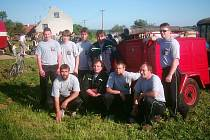 Sbor dobrovolných hasičů z Kramolína