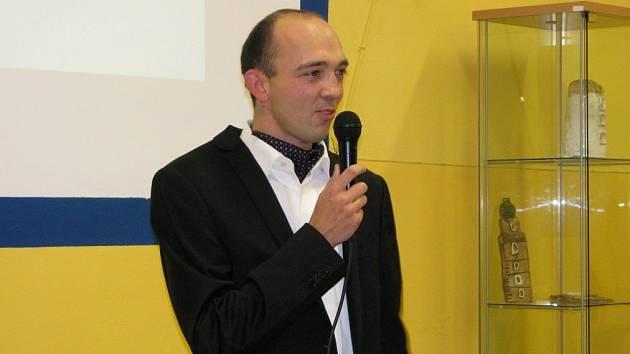 Milana Krčmář.