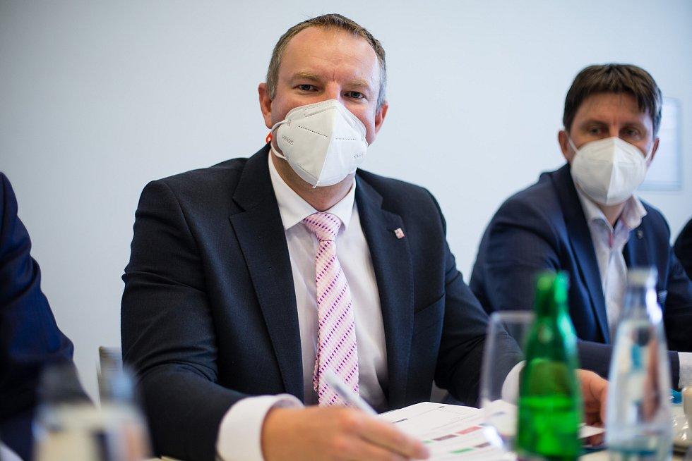 Předvolební debata Deníku Vysočina - Martin Kukla (lídr ANO).