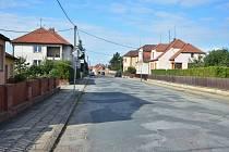 Legionářskou, Jiráskovu a Dukelskou ulici čeká rozsáhlá rekonstrukce. Město při ní chce využít prvky takzvané modrozelené infrastruktury.