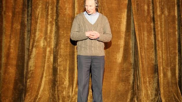 Děti i starší diváci v Jaroměřicích nad Rokytnou mohli vidět pohádku O Šípkové Madlence v podání dětských herců z divadelního souboru Křemílci.