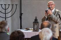 Loňské slavnostní zahájení 15. ročníku židovské kultury Šamajim.