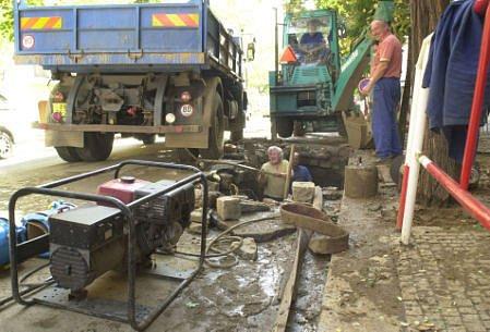 Na Třebíčsku začne nejrozsáhlejší oprava vodovodního potrubí v historii.