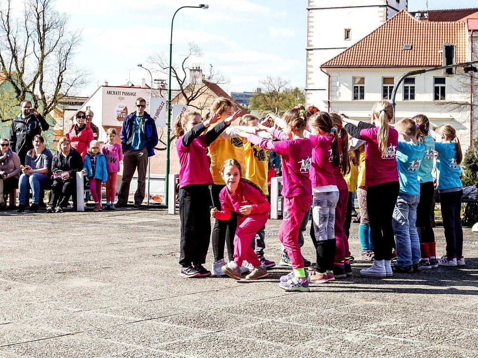 Celostátní happening základních uměleckých škol ZUŠ Open na podporu tvůrčího uměleckého vzdělávání dětí se uskuteční také v Třebíči. Foto: ZUŠ Třebíč