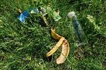 Zřady turistických stezek se pomalu stávají odpadkové koše