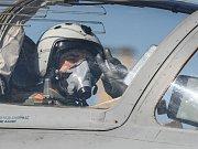 Mezinárodní letecké cvičení Ample Strike. Ilustrační foto.