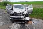 Nehoda u Boňova.