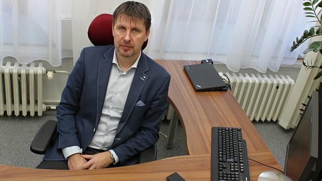 Jaké plány má nový starosta Třebíče Pavel Pacal?