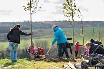 Nadace letos podpořila na Vysočině 94 různých projektů.